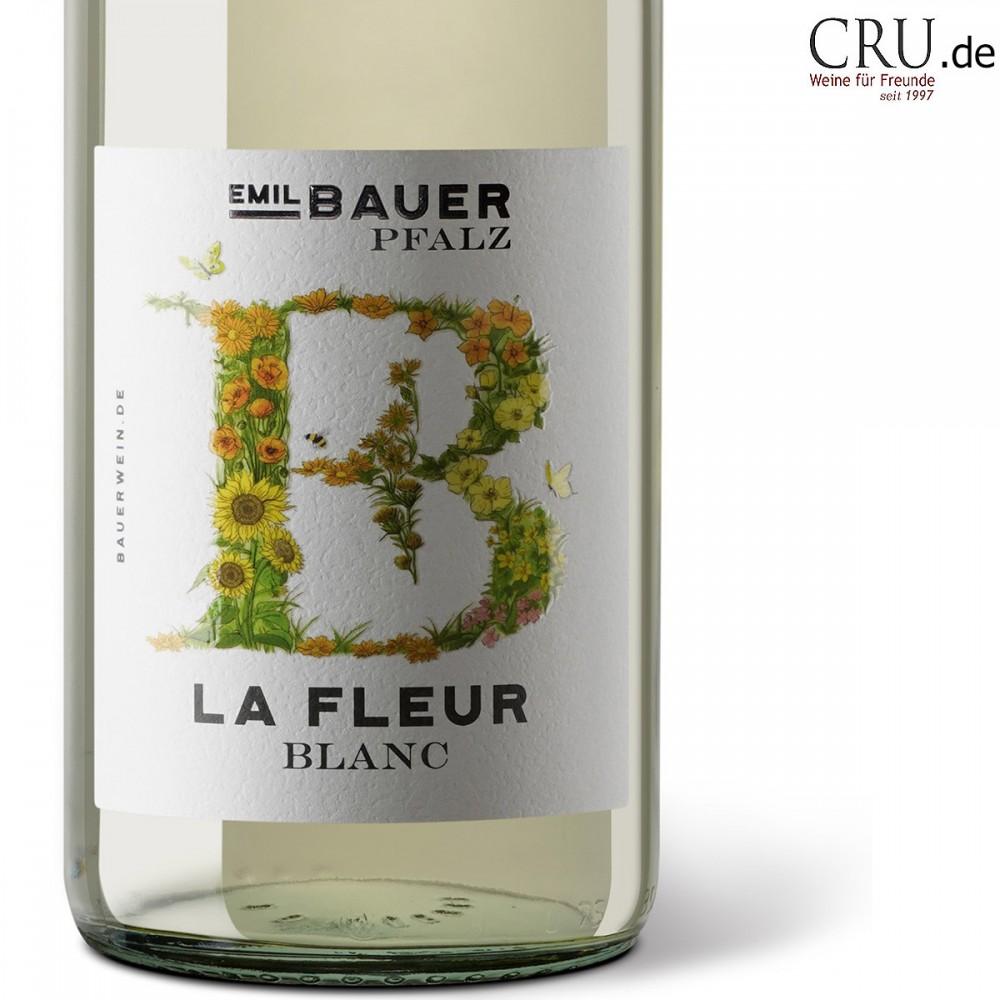 La Fleur Blanc  Emil Bauer Pfalz