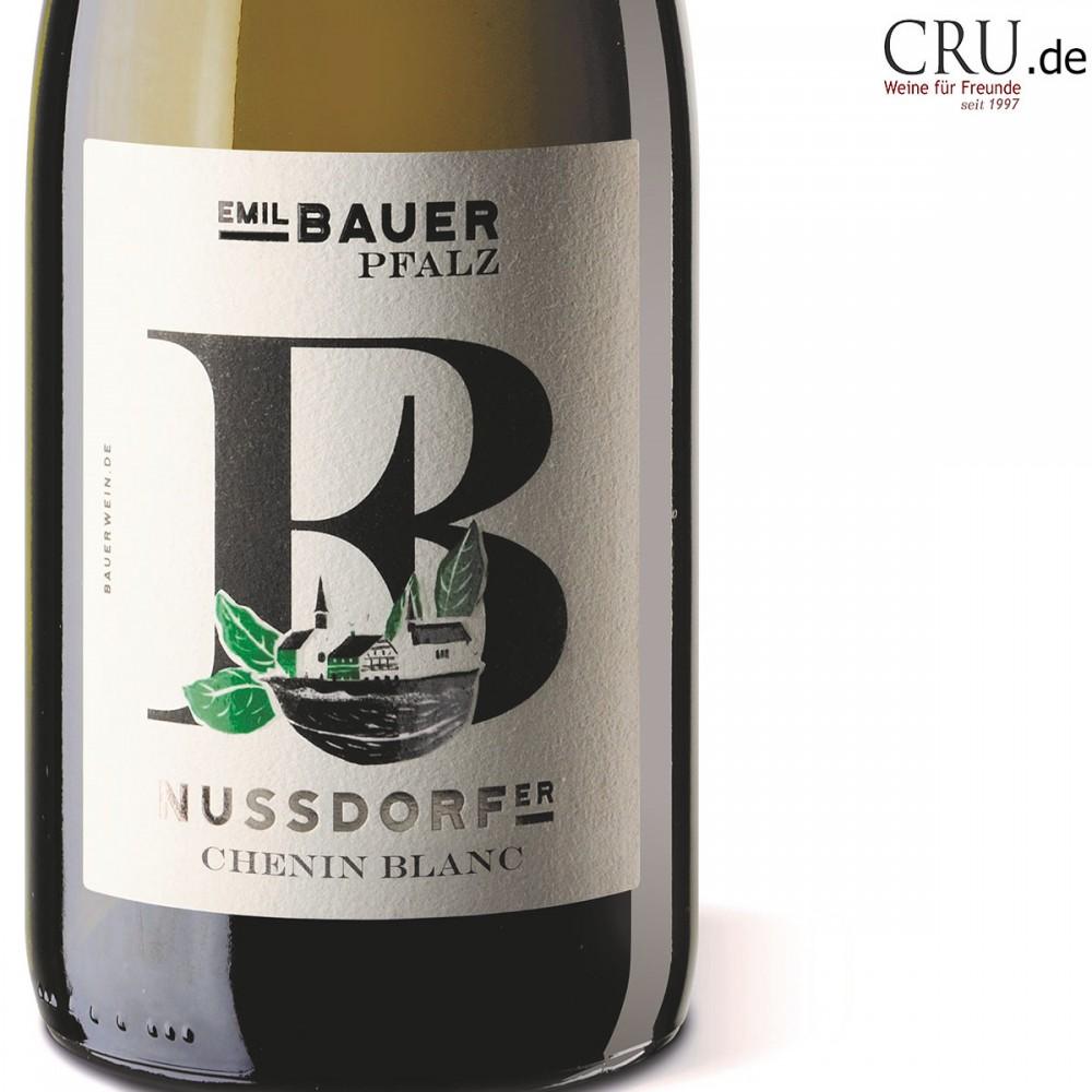 CHENIN BLANC  der  Ortswein  aus Nussdorf