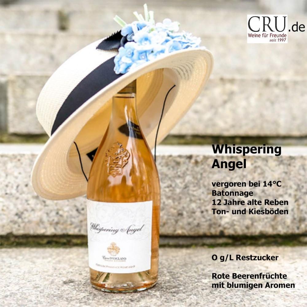 Whispering Angel  Rosé - Château d'Esclans 2019