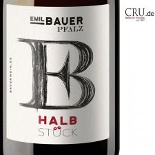 Halbstück Cuvee Emil Bauer Pfalz