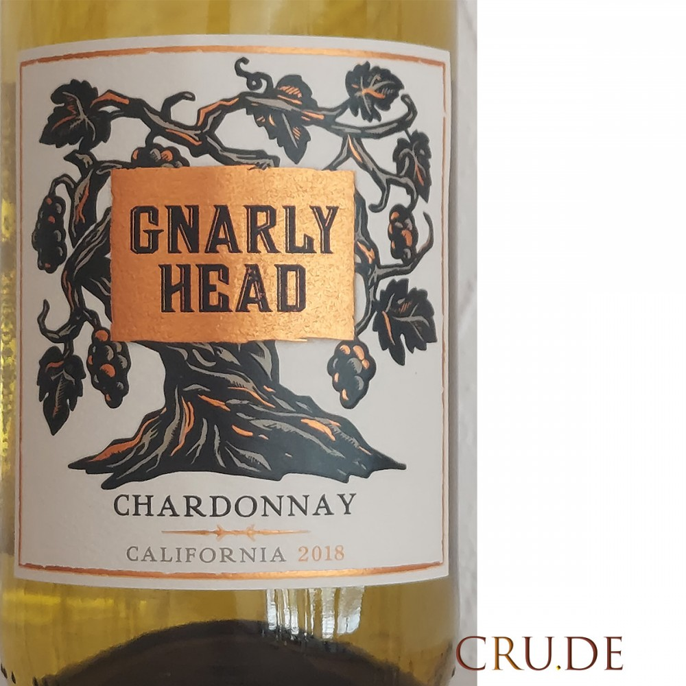 Chardonnay Gnarly Head 2018
