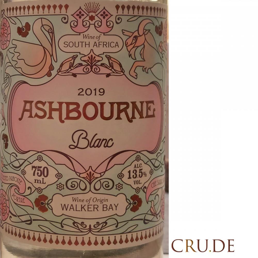 Ashbourne  Blanc Jahrgang 2019 Walker Bay SA