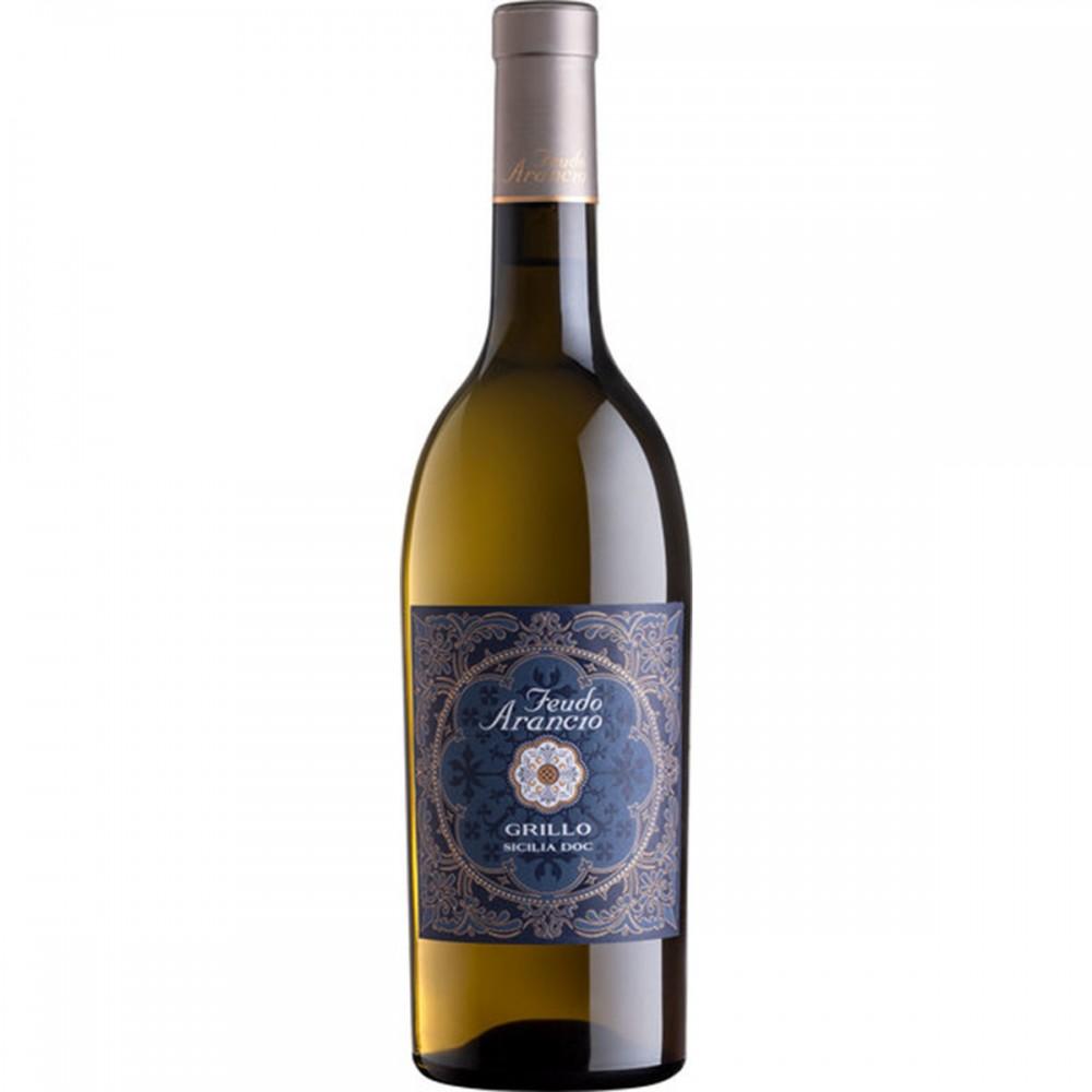 Grillo Feudo Arancio Wein
