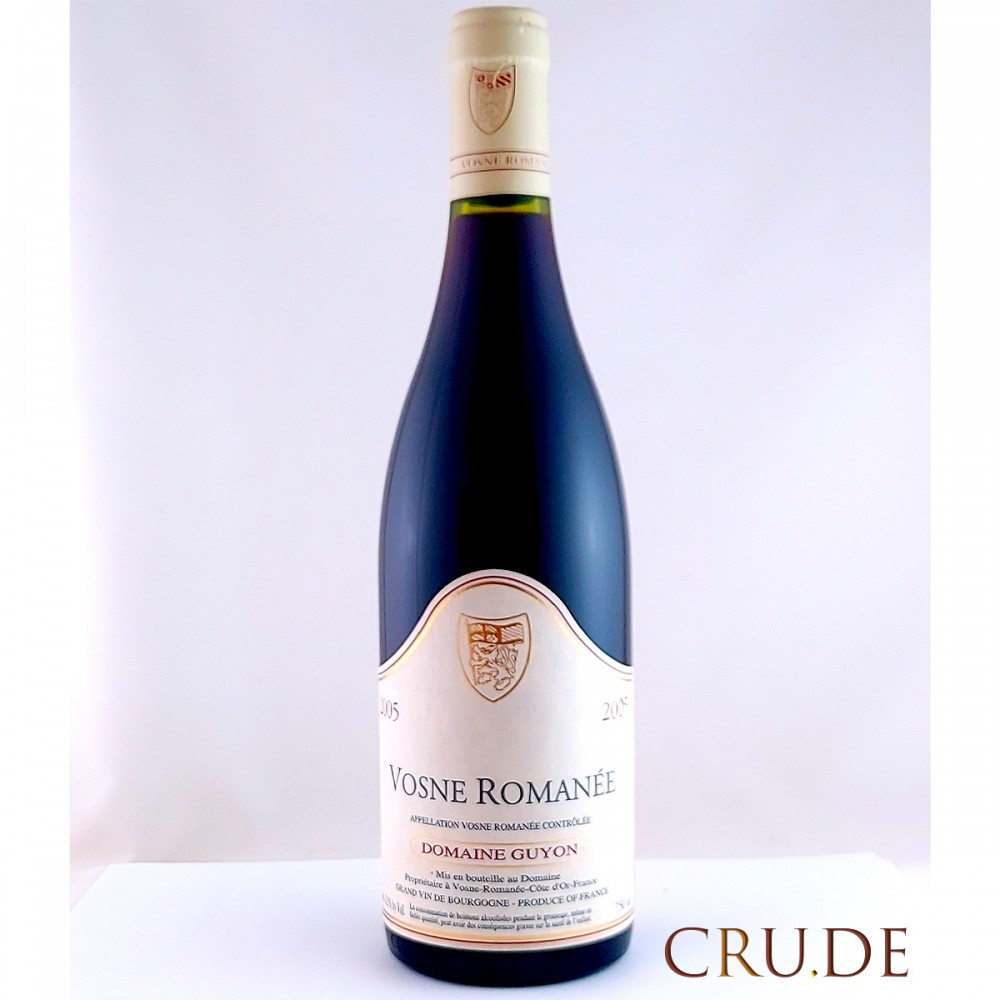 Vosne Romanée Domain Guyon - 2005