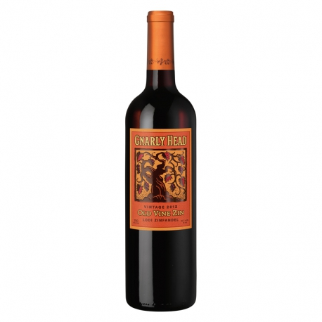 Gnarly Head Old Wine Zinfandel 2014