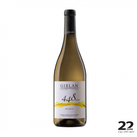 Girlan - 448 s.l.m Bianco 2018