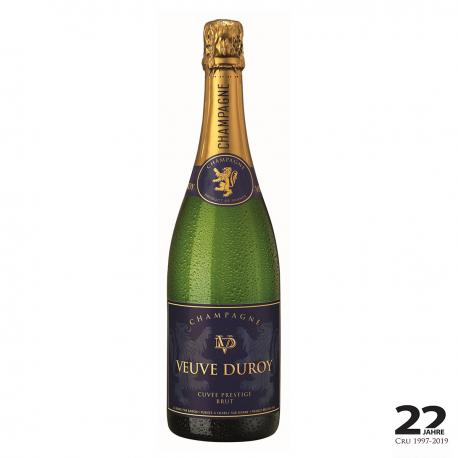 Cuvèe Brut Veuve Duroy - Champagner Prestige Brut Veuve Duroy