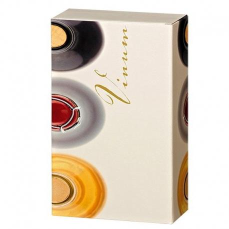 Weinverpackung Vinum 3er Set