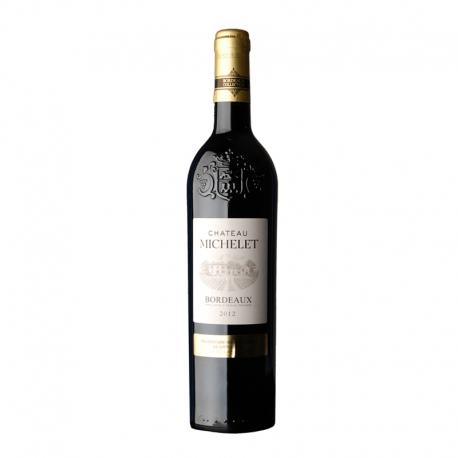 Cuvée Bordeaux - Chateau Michelet 2012