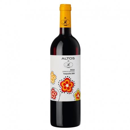 Tempranillo D.O.Ca. - Altos Rioja  2015