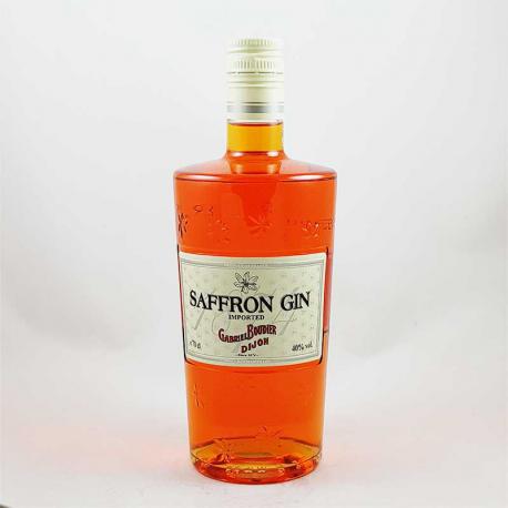 Saffron Gin de France