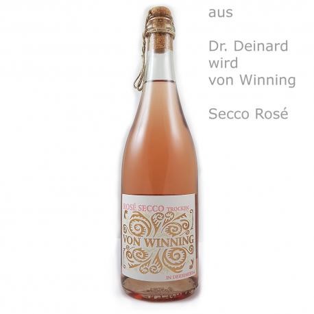 Secco Rosé - von Winning Deidesheim