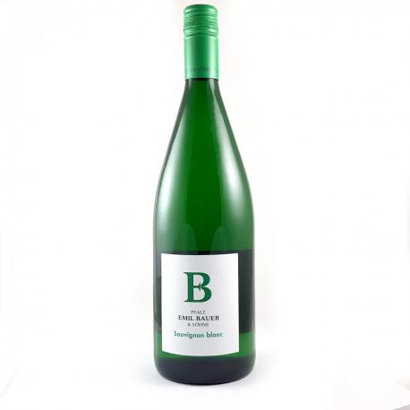 Sauvignon Blanc  2019 Literflasche  Emil Bauer und Söhne