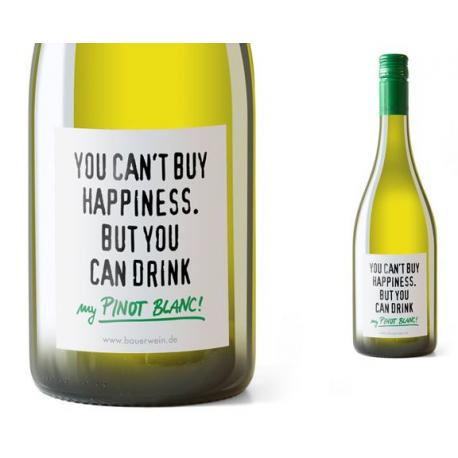 """Pinot Blanc - """"Happy"""" Happiness Emil Bauer und Söhne"""