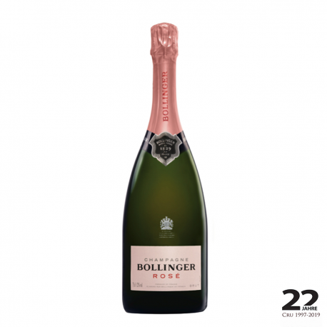 Rosé - Bollinger Champagner