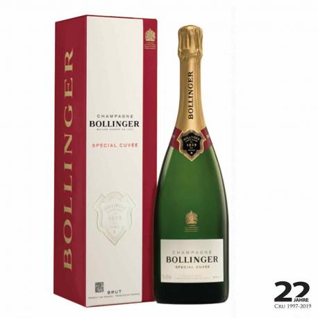 Bollinger Champagner -  Special Cuvée Brut DOPPELMAGNUM in HK