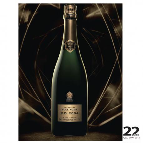 Bollinger Champagner -  RD 2004
