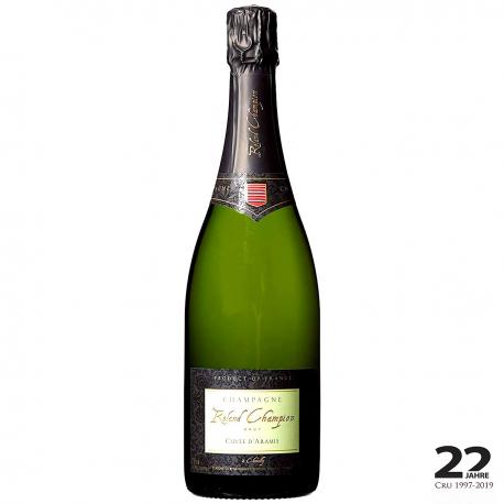 Roland Champion Champagner - Aramis Cuvée Brut