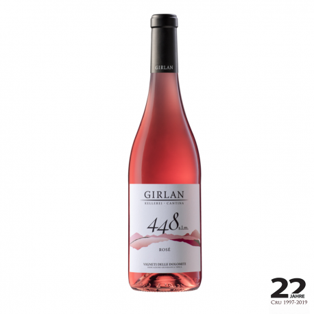Rosé - Girlan 448 Jahrgang 2019