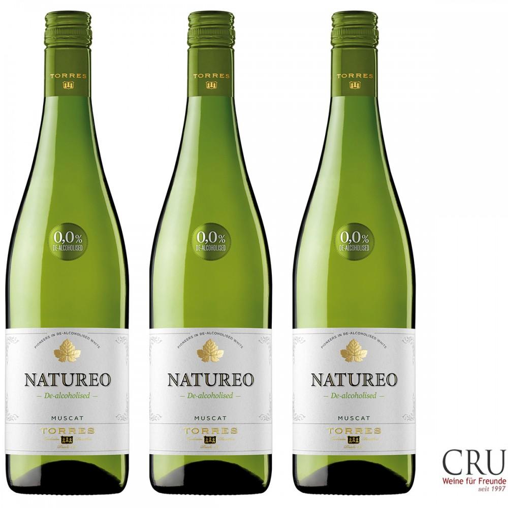 "3 x 0,75l Natureo Blanco Alkoholfrei ""Wein"""