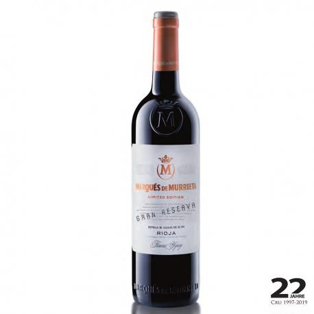 Gran Reserva - Marqués de Murrieta Rioja D.O.Ca. 2012