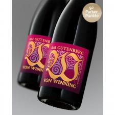 Am Gutenberg Pinot Noir 2018 von Winning