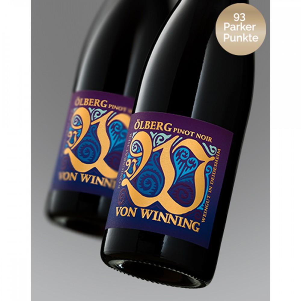 Köngisbacher Ölberg  Pinot Noir 2018 von Winning