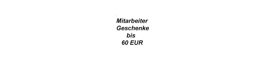 Mitarbeiter Geschenke pro Anlass 60 EUR ( Weihnachten 44 Euro )