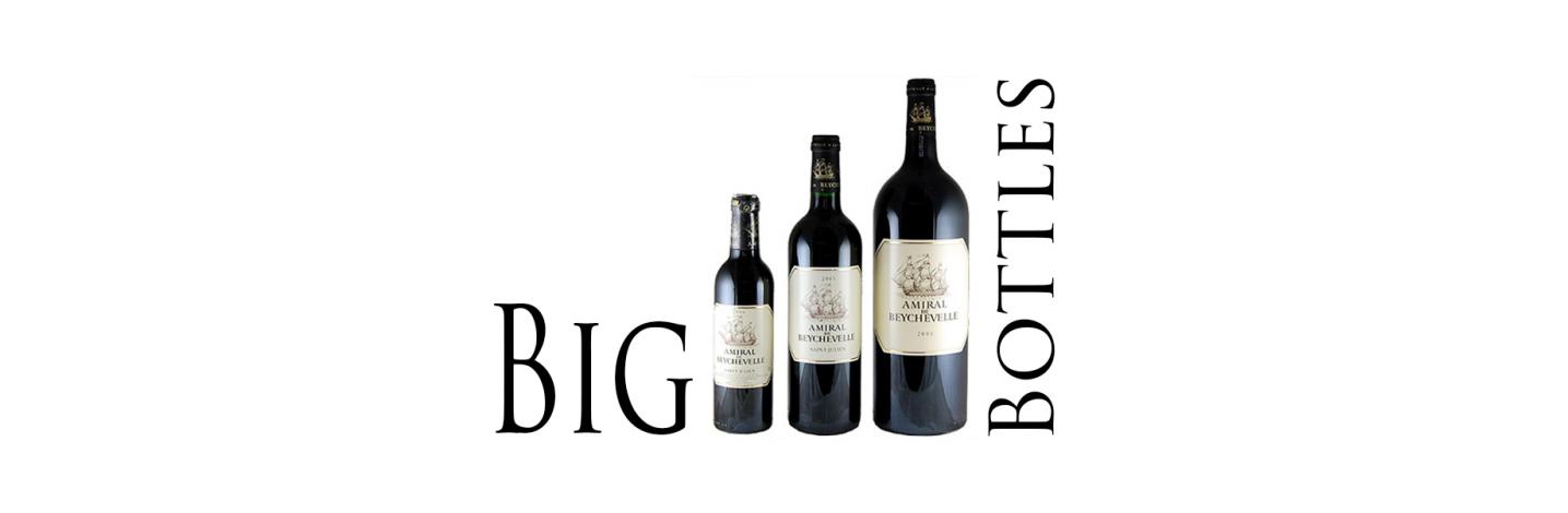Sonderformate/ Big Bottles bei cru.de online bestellen!